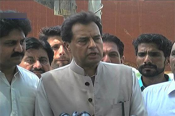 PML-N leader Capt (retd) Safdar arrested
