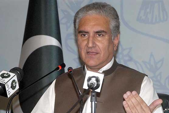 Diplomatic corps' LoC visit right decision to expose India: FM Qureshi