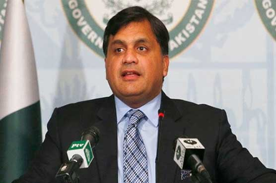 Pakistan has exposed India's pack of lies; Pakistan to join multilateral meeting on Afghan peace in Moscow: FO