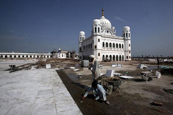 Kartarpur Corridor agreement signed between Pakistan, India