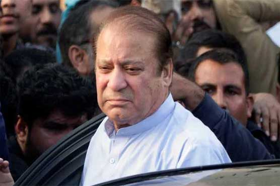 Al-Azizia bail plea: Nawaz Sharif's health is critical, hospital MS tells IHC