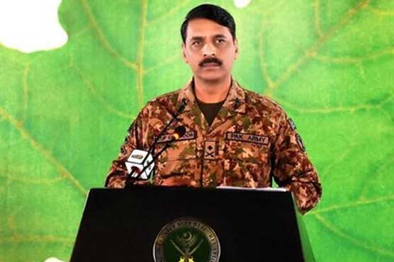 Indian Army Chief endangering regional peace with irresponsible statements: DG ISPR