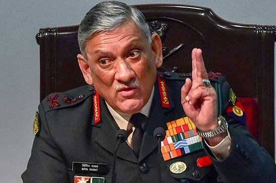 Indian Army Chief mocked over his ridiculous claims