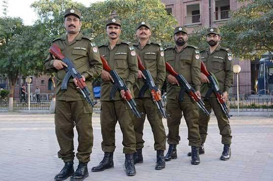 IG Punjab seeks Rs 200m fund for Azadi March security