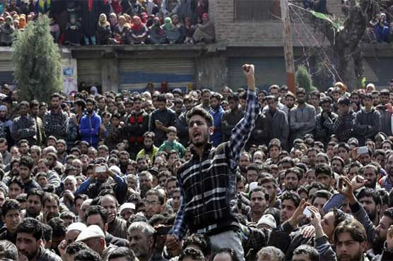 Pakistan, Kashmiris in IoK observe Black Day against India's illegal occupation
