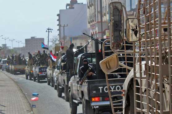 Saudi takes command of coalition troops in Yemen's Aden