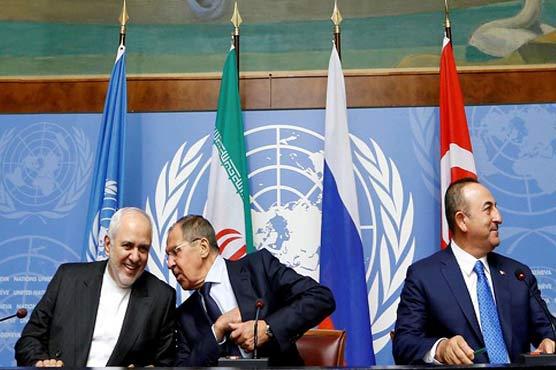Iran, Russia take aim at U.S. military presence near Syrian oilfields