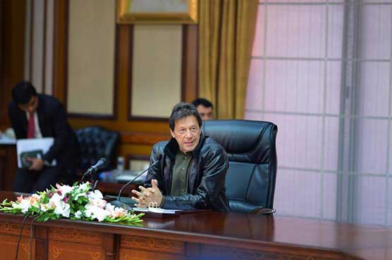 Azadi March to create instability in the country: PM Imran