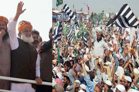 Fazlur Rehman-led Azadi March to reach Islamabad today