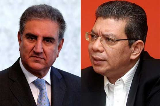 FM Qureshi, Malaysian counterpart discuss bilateral issues