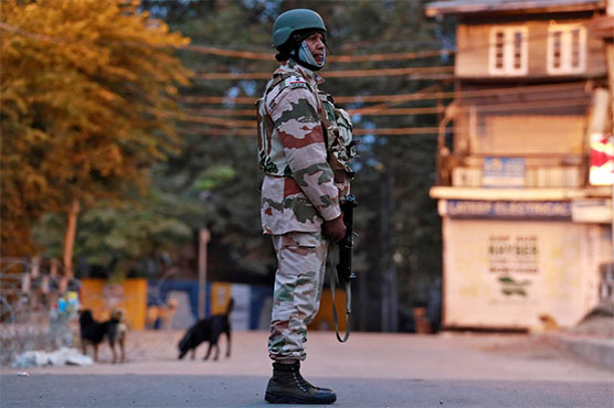 China bashes India over bifurcation of occupied Kashmir