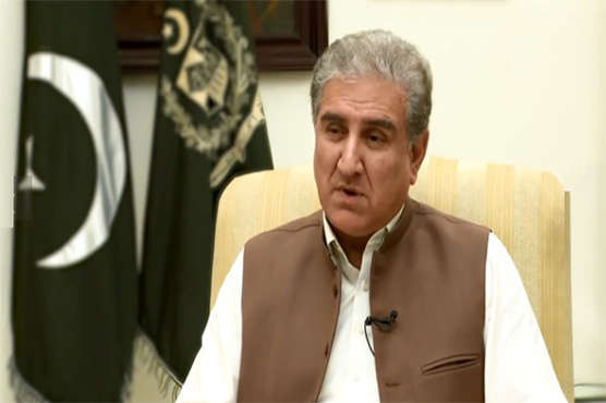 Qureshi pens letter to OIC for holding meeting on sidelines of UNGA session