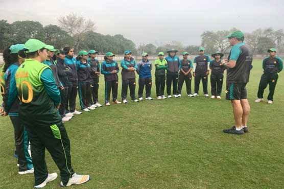Pakistan Women High Performance Camp for BD, England, SL-A concluded