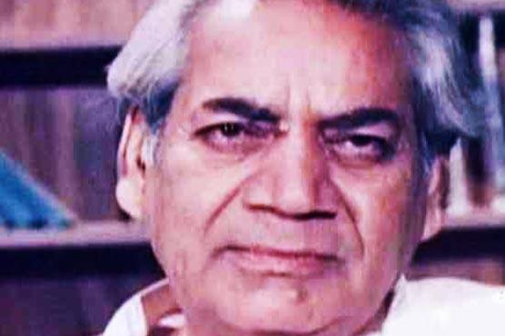 Legendary Punjabi poet Ahmed Rahi's 17th death anniversary