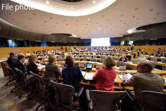 یورپی پارلیمنٹ ممبران کا مقبوضہ c کی صورتحال پر اظہار تشویش