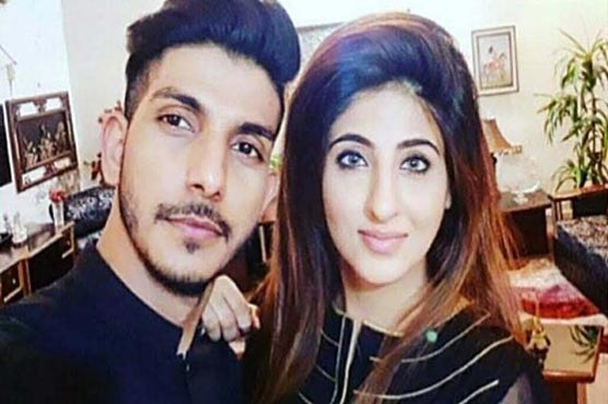 Moshin Abbas Haider's wife files for Khula in family court