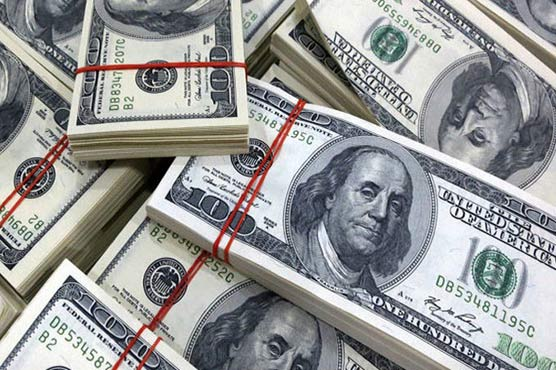Dollar hits 156.80 against PKR in interbank market