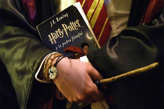 Harry Potter books removed from school on 'exorcists advice'