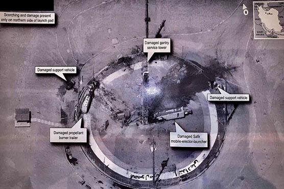 Astronomers find top-secret US surveillance satellite as Trump shares image