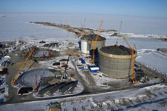 Eastern Economic Forum: Russia's Novatek announces launch of huge Arctic gas project