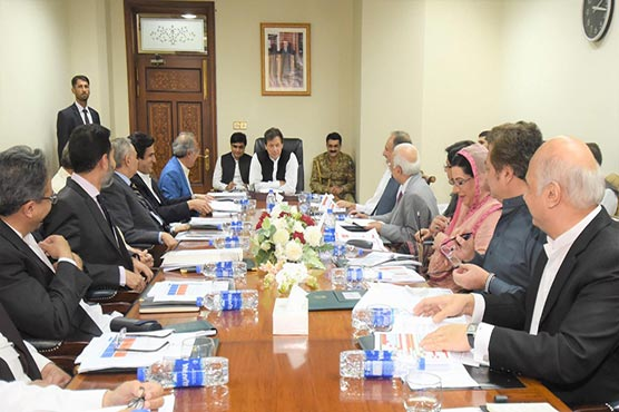 Promotion of SMEs, development of agriculture top priorities of govt: PM Imran