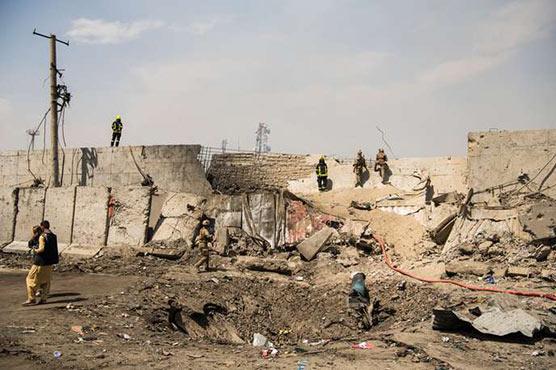 Trump says calls off US-Taliban negotiations after Kabul attack