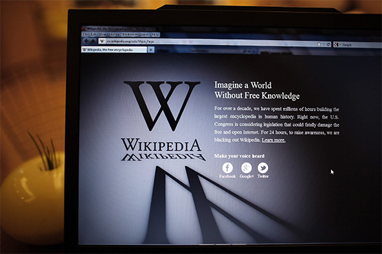 Parts of Wikipedia offline after 'malicious' attack