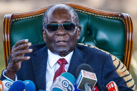 Robert Mugabe set to receive state funeral at Zimbabwe sports stadium