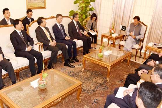 Pak-China partnership 'anchor for regional peace, stability'