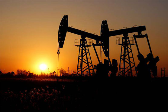 Oil prices gain as Saudi minister backs output cuts; global stocks mixed