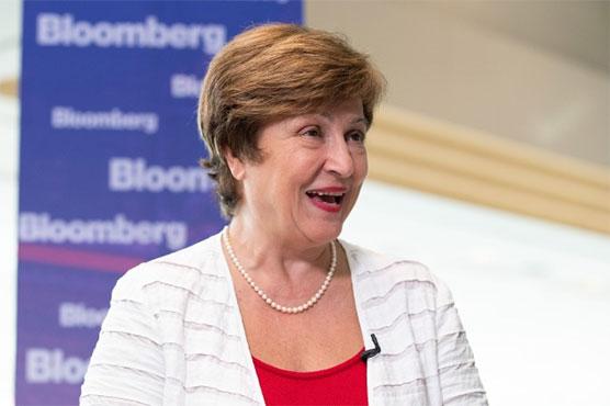 World Bank's Georgieva poised to become 2nd female IMF chief