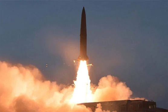 N. Korea fires 'projectiles' after offering talks with US