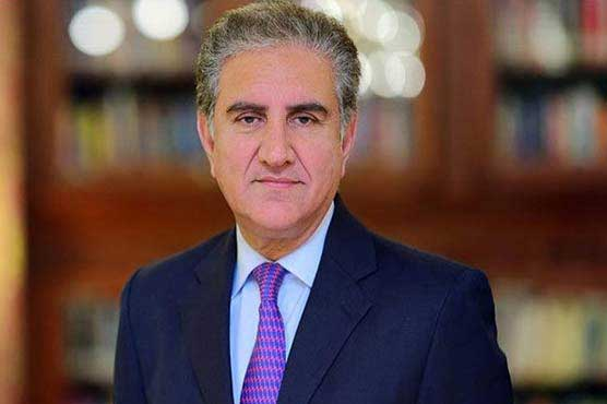 India committing genocide in IOJ&K, tells FM Qureshi to UN Human Rights Council