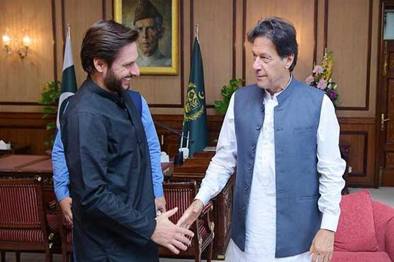 Shahid Afridi urges all to join PM Imran in Muzaffarabad to raise voice for Kashmir