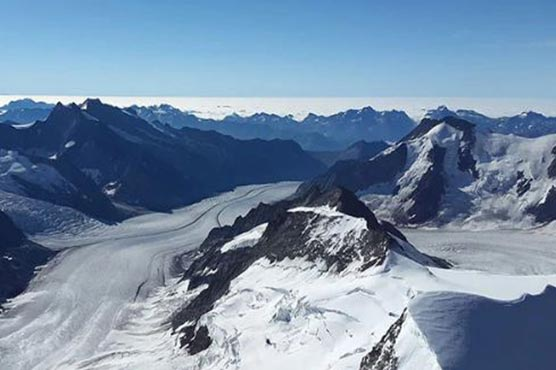 Biggest Alpine glacier could disappear by 2100: study