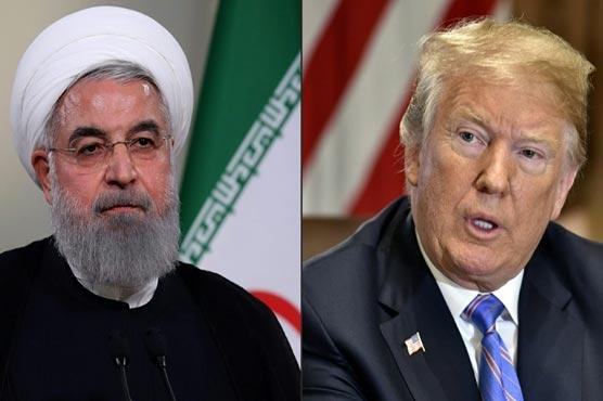 Iran says Rouhani and Trump won't be meeting at UN