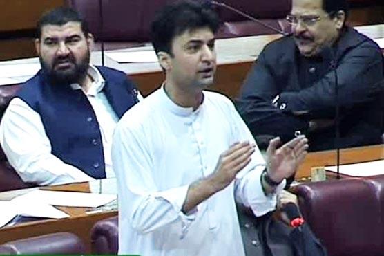 Karachi's development money laundered by PPP: Murad Saeed