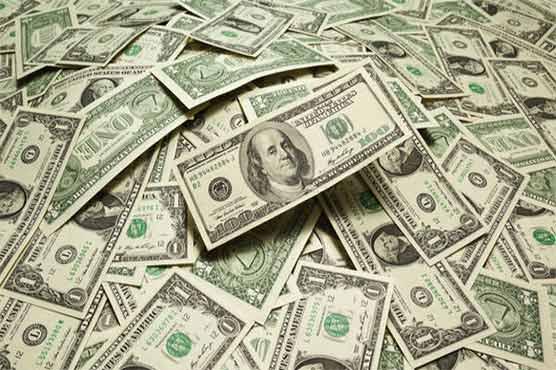 Dollar up by 24 paisa to close at 156.50 at interbank