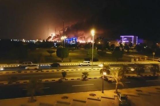 Iran's Rouhani says Yemenis attacked Saudi oil sites as 'warning'