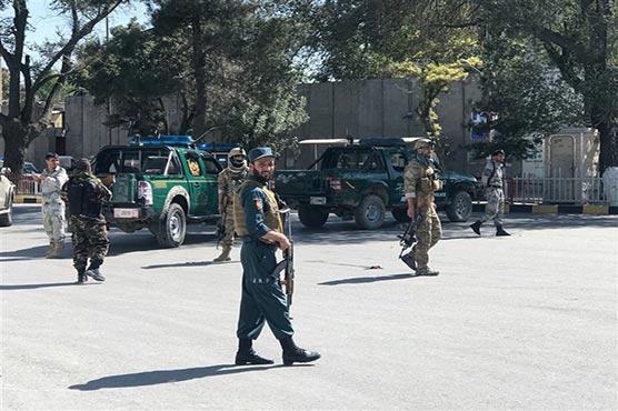 Suicide bomber detonates inside govt building in Afghanistan