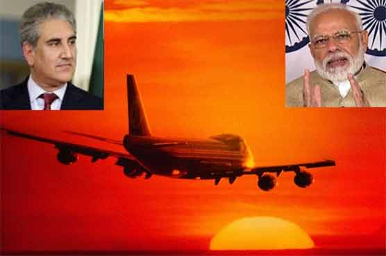 Pakistan declines India's request to open its airspace for Modi's flight