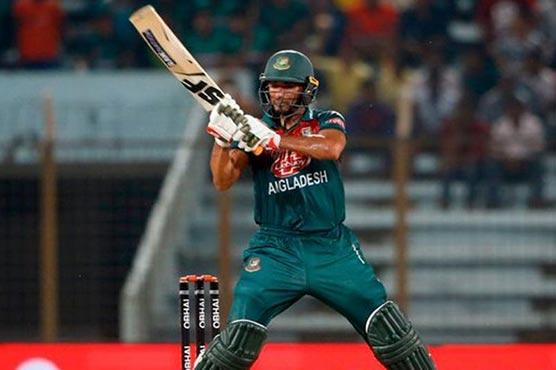 Mahmudullah fifty guides Bangladesh to tri-series final