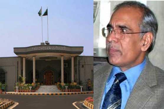 IHC directs to immediately restore Mushtaq Sukhera as Federal Tax Ombudsman