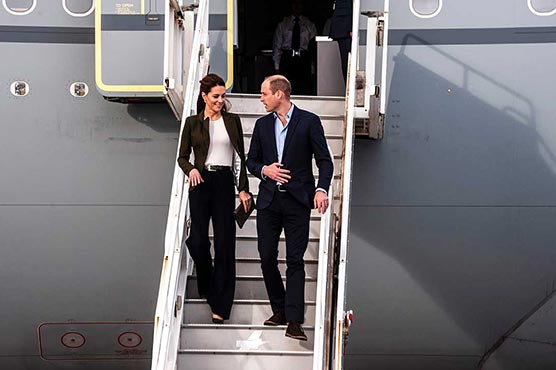 Prince William and Princess Kate Middleton to visit Pakistan in October