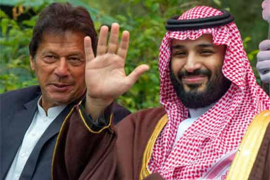 عمران خان سعودی ولی عہد شہزادہ محمد بن سلمان کے طیارے پر امریکا گئے