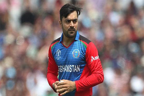 Rashid Khan doubtful for T20I tri-nation series final
