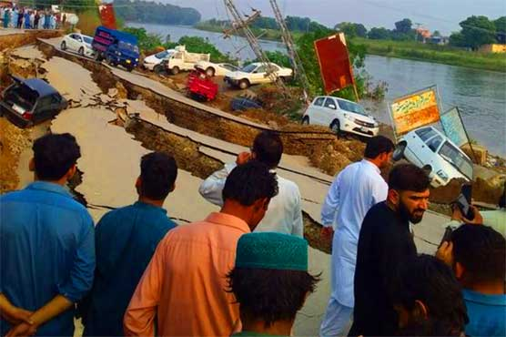 Eight dead, over 100 injured as strong earthquake rattles Azad Kashmir, other parts of Pakistan