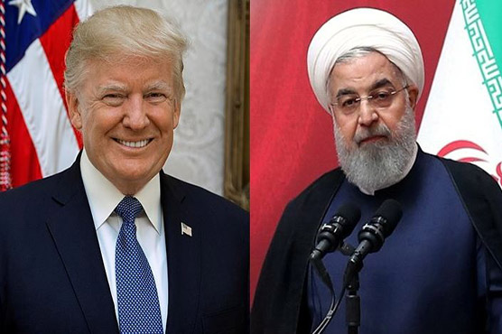 Trump, Iran's Rouhani to meet today as historic meeting arranged by European leaders