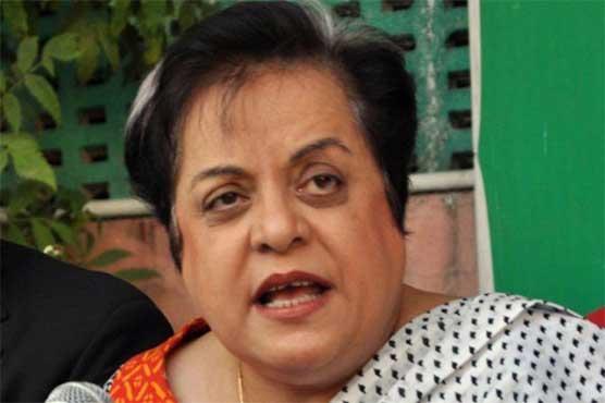 Shireen Mazari apologizes over Firdous Ashiq's earthquake remarks