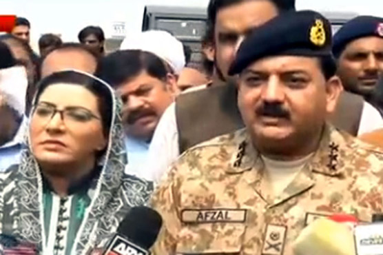 NDMA, Pak Army coordinate efforts to provide relief to earthquake victims: Firdous